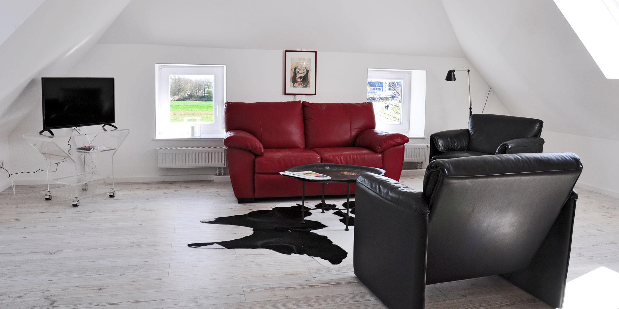 Wohnzimmer Obengeschoss